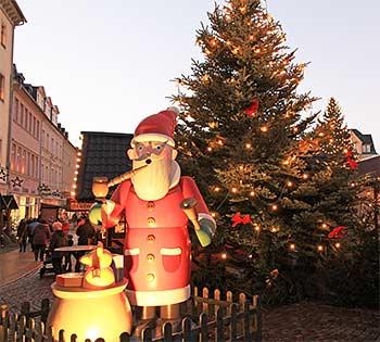Kerstmarkt Annaberg