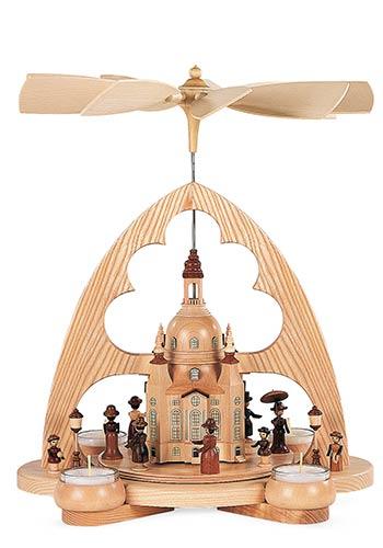 Boog Piramide Vrouwekerk Dresden