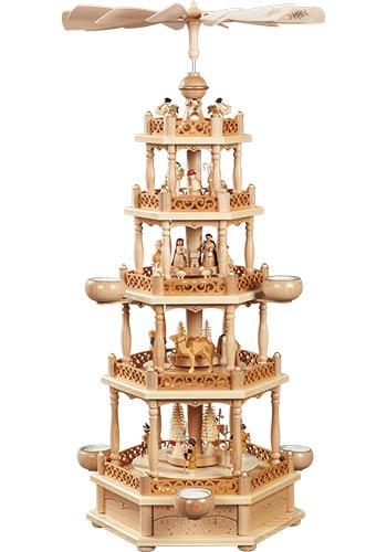 Kerst Piramide Kerstverhaal Vijf Etages