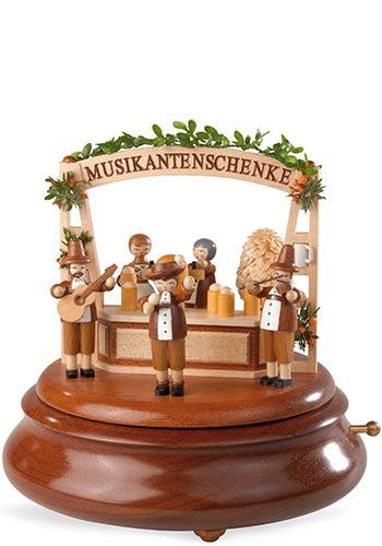 Wernesgrüner muzikanten
