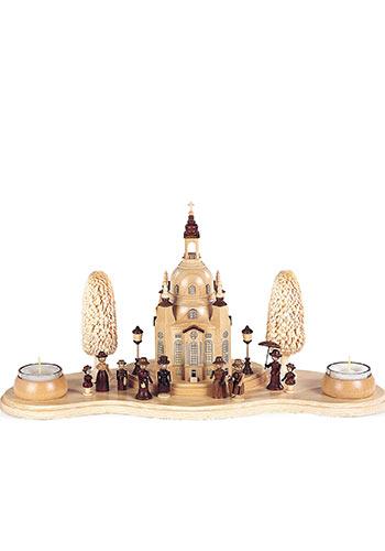 Kaarsenhouder Vrouwekerk Dresden