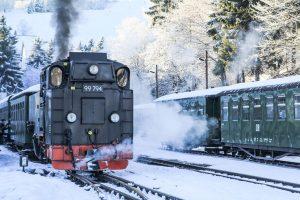 Fichtelbergbaan Stoom Locomotief