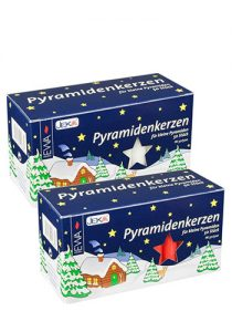 Piramide Kaarsen